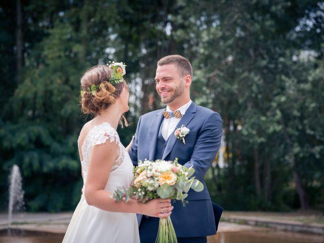Le mariage de Benjamin et Marie à Strasbourg, Bas Rhin 19