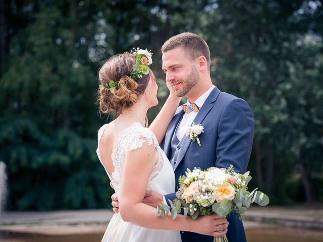Le mariage de Benjamin et Marie à Strasbourg, Bas Rhin 20