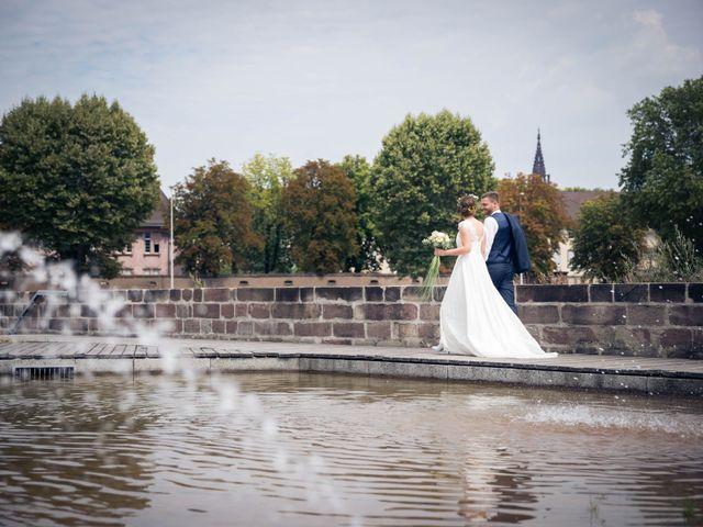 Le mariage de Benjamin et Marie à Strasbourg, Bas Rhin 23