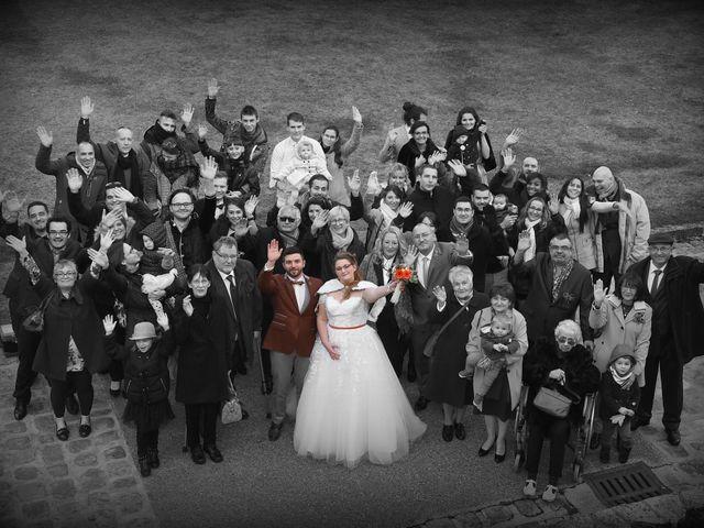 Le mariage de Benoit et Laurène à Le Châtelet-en-Brie, Seine-et-Marne 1