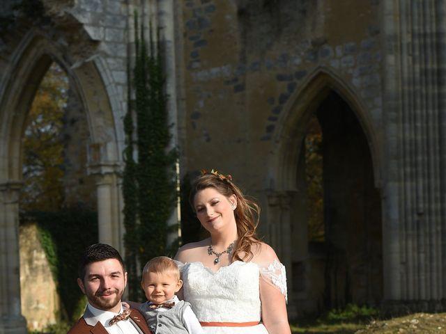 Le mariage de Benoit et Laurène à Le Châtelet-en-Brie, Seine-et-Marne 10