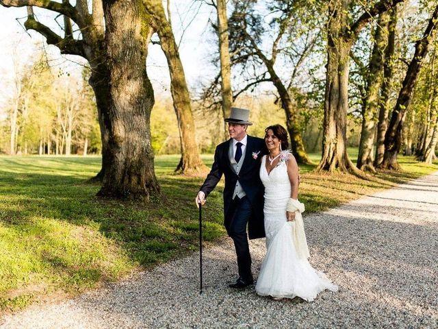Le mariage de Gabin et Maëlle à Courtomer, Orne 1