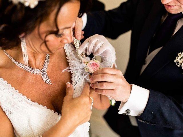 Le mariage de Gabin et Maëlle à Courtomer, Orne 2
