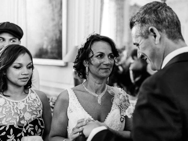 Le mariage de Gabin et Maëlle à Courtomer, Orne 4
