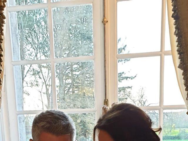 Le mariage de Gabin et Maëlle à Courtomer, Orne 6