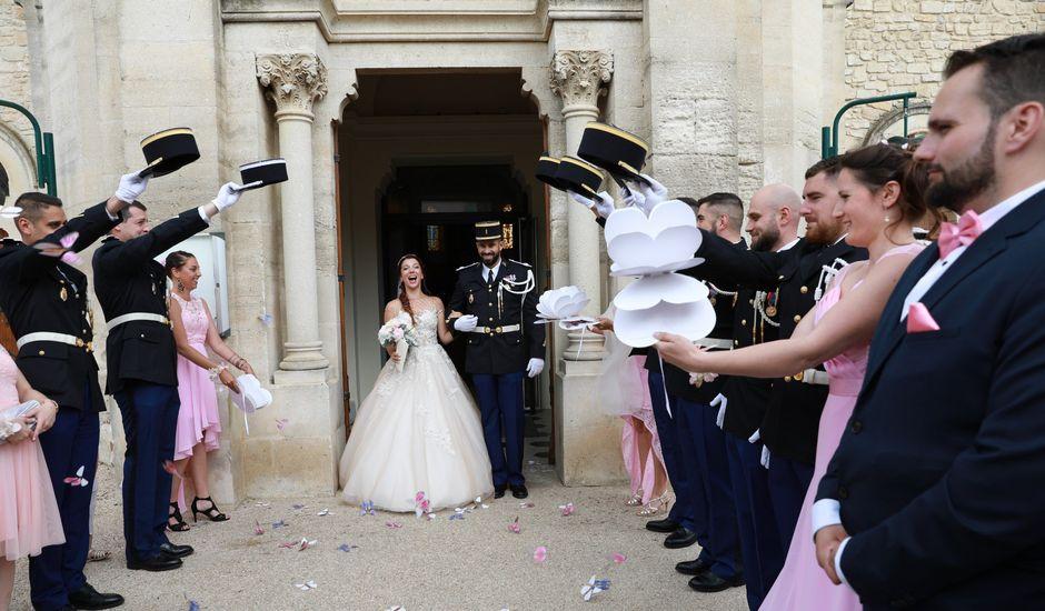 Le mariage de Gregoire et Marion à Manduel, Gard