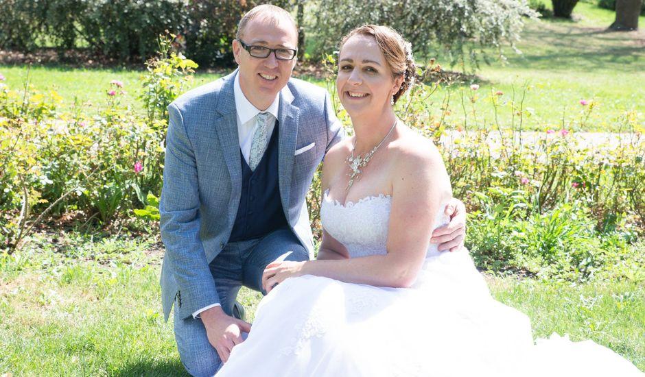 Le mariage de Eric et Myriam à Veauche, Loire