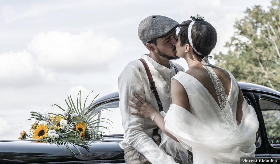 Le mariage de Thibault et Marie Jo à Montjay, Saône et Loire