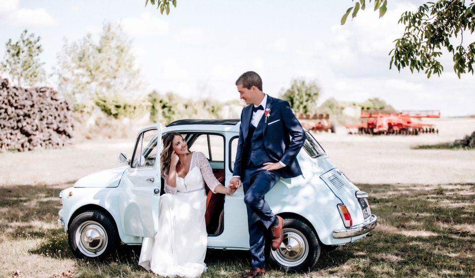 Le mariage de Raphaël et Julie à Vallery, Yonne