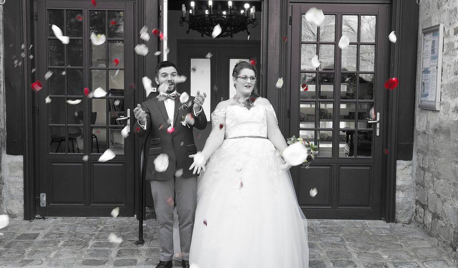 Le mariage de Benoit et Laurène à Le Châtelet-en-Brie, Seine-et-Marne