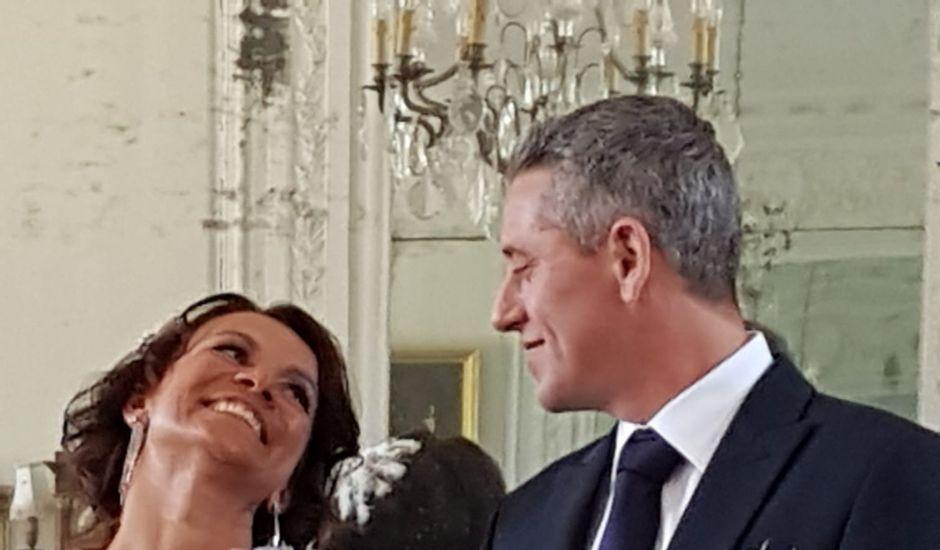 Le mariage de Gabin et Maëlle à Courtomer, Orne