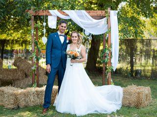 Le mariage de Estelle et Victor