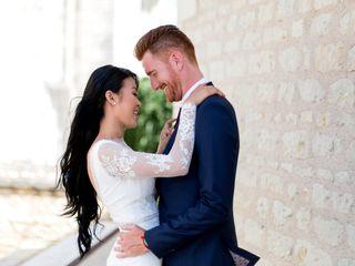 Le mariage de Vanyung et Maxime