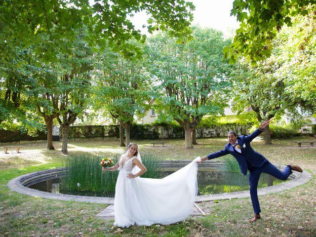 Le mariage de Victor et Estelle à La Houssaye-en-Brie, Seine-et-Marne 1