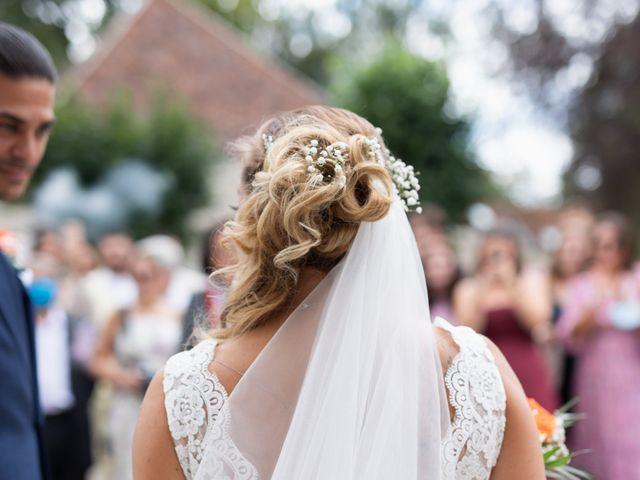 Le mariage de Victor et Estelle à La Houssaye-en-Brie, Seine-et-Marne 3