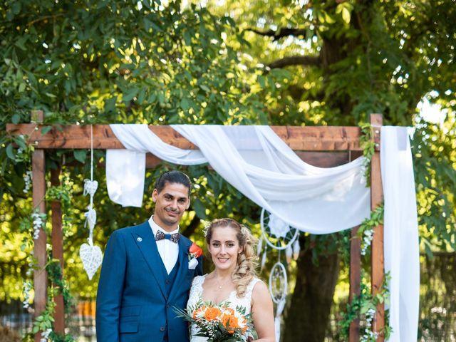 Le mariage de Victor et Estelle à La Houssaye-en-Brie, Seine-et-Marne 8