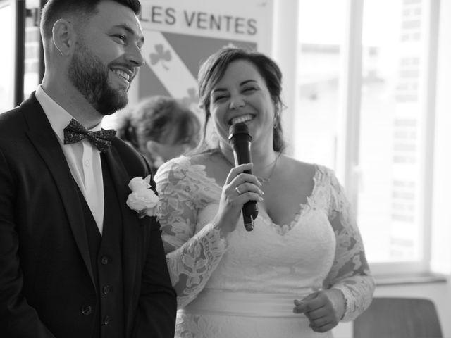Le mariage de Benjamin et Ophélie à Mosles, Calvados 8