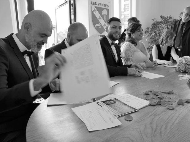 Le mariage de Benjamin et Ophélie à Mosles, Calvados 10