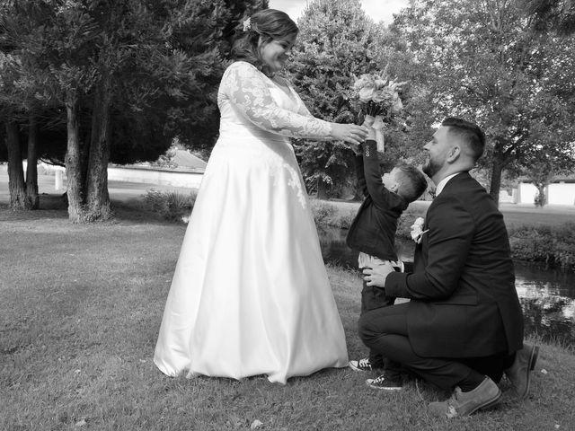 Le mariage de Benjamin et Ophélie à Mosles, Calvados 15