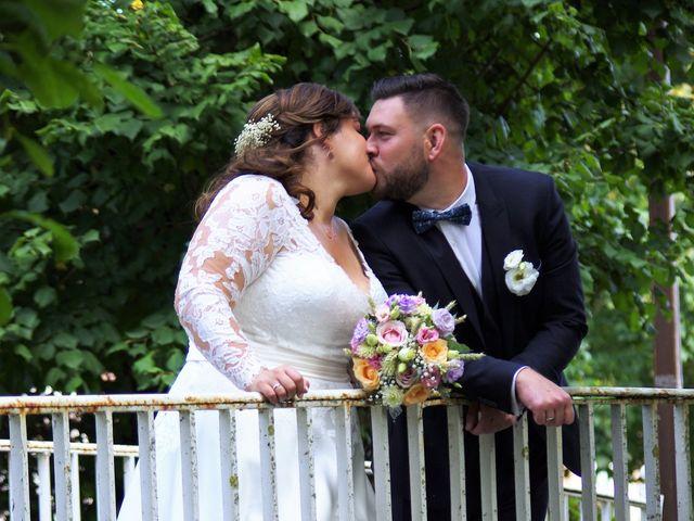Le mariage de Benjamin et Ophélie à Mosles, Calvados 18