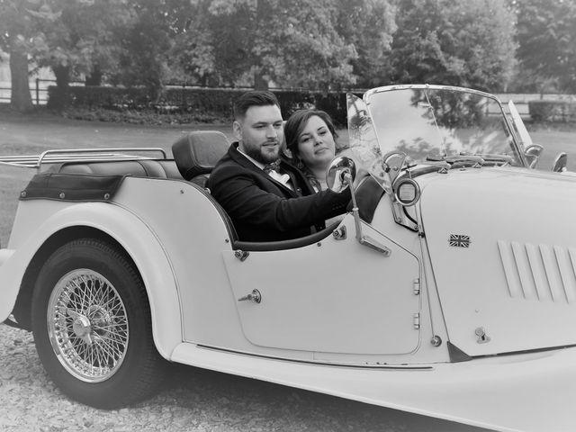 Le mariage de Benjamin et Ophélie à Mosles, Calvados 20