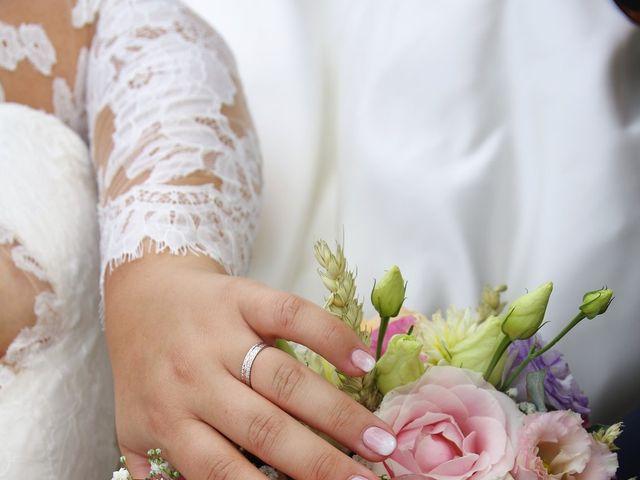 Le mariage de Benjamin et Ophélie à Mosles, Calvados 22