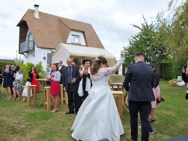 Le mariage de Benjamin et Ophélie à Mosles, Calvados 25