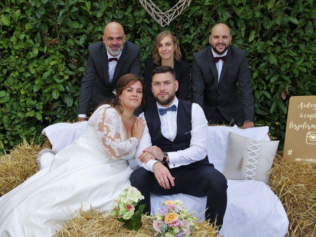 Le mariage de Benjamin et Ophélie à Mosles, Calvados 29