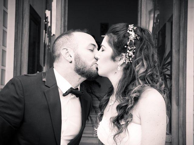 Le mariage de Wilfried et Maude  à Cercoux, Charente Maritime 1
