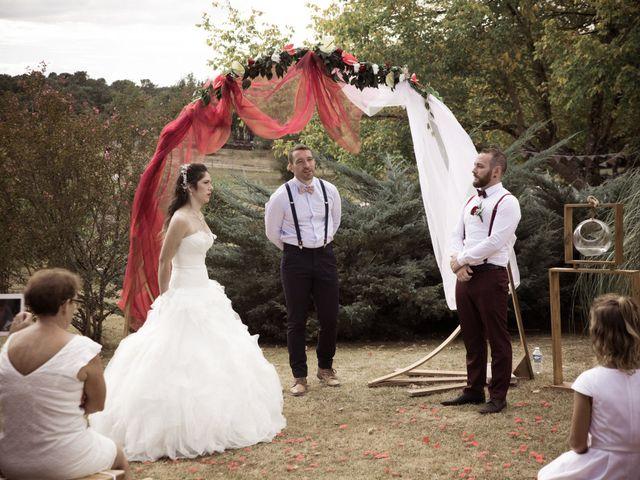 Le mariage de Wilfried et Maude  à Cercoux, Charente Maritime 2