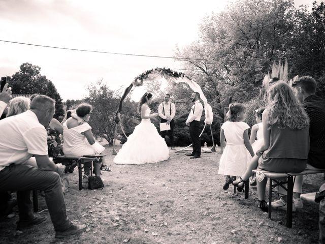 Le mariage de Wilfried et Maude  à Cercoux, Charente Maritime 4