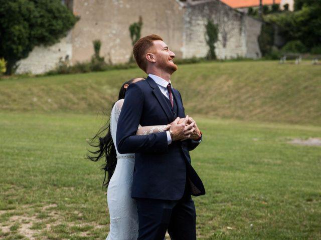 Le mariage de Maxime et Vanyung à Colombiers, Vienne 4