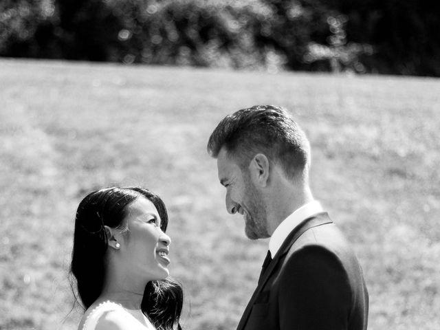 Le mariage de Maxime et Vanyung à Colombiers, Vienne 11