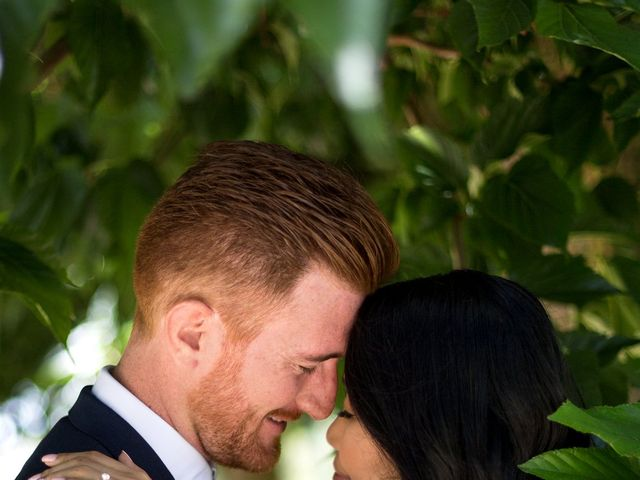 Le mariage de Maxime et Vanyung à Colombiers, Vienne 19