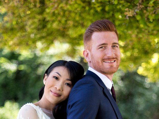 Le mariage de Maxime et Vanyung à Colombiers, Vienne 21