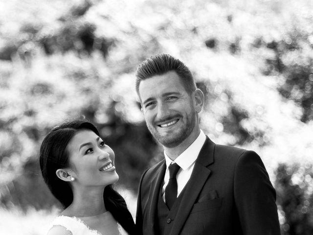 Le mariage de Maxime et Vanyung à Colombiers, Vienne 24