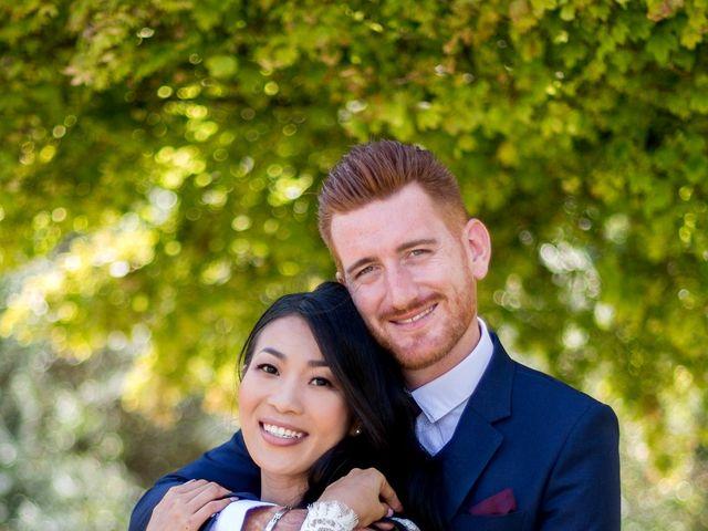 Le mariage de Maxime et Vanyung à Colombiers, Vienne 25