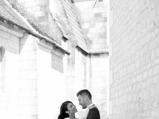 Le mariage de Maxime et Vanyung à Colombiers, Vienne 27