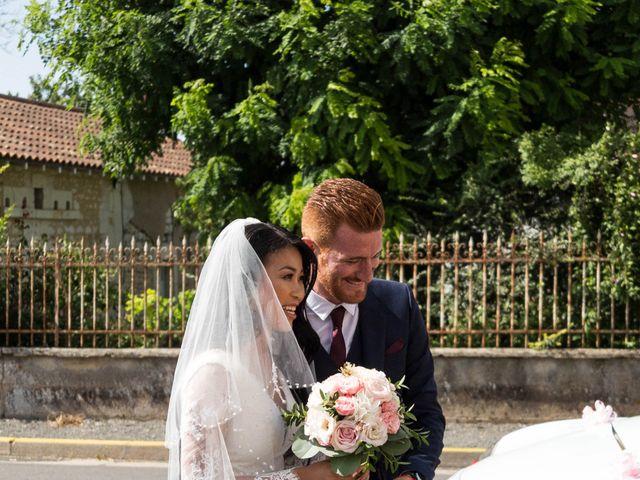 Le mariage de Maxime et Vanyung à Colombiers, Vienne 39