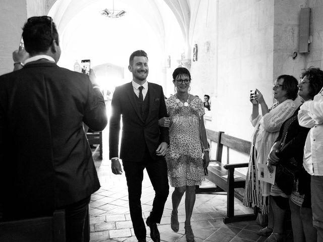 Le mariage de Maxime et Vanyung à Colombiers, Vienne 41