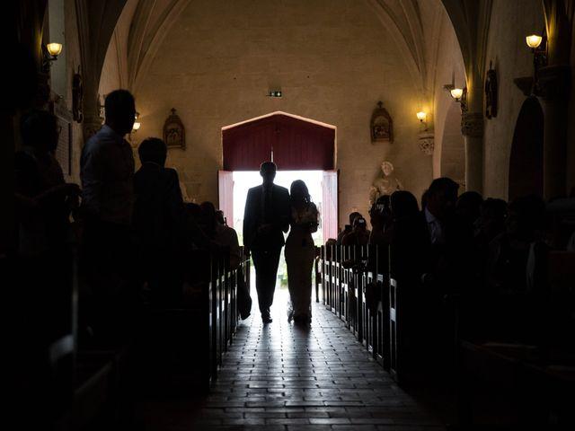 Le mariage de Maxime et Vanyung à Colombiers, Vienne 42