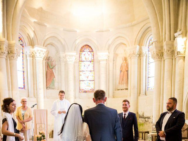 Le mariage de Maxime et Vanyung à Colombiers, Vienne 44