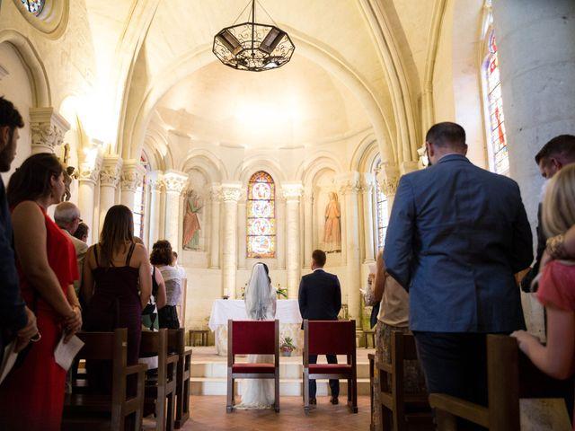Le mariage de Maxime et Vanyung à Colombiers, Vienne 48