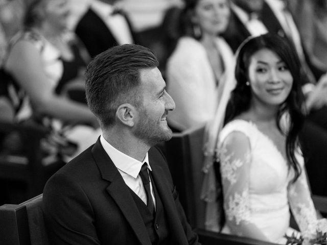 Le mariage de Maxime et Vanyung à Colombiers, Vienne 52