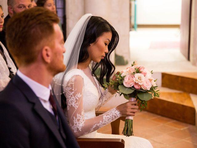 Le mariage de Maxime et Vanyung à Colombiers, Vienne 54