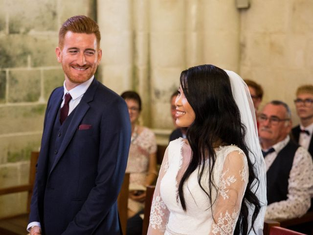 Le mariage de Maxime et Vanyung à Colombiers, Vienne 55