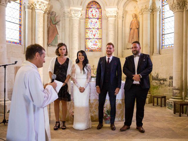 Le mariage de Maxime et Vanyung à Colombiers, Vienne 57