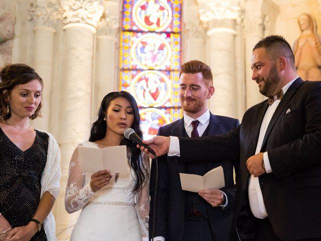 Le mariage de Maxime et Vanyung à Colombiers, Vienne 60
