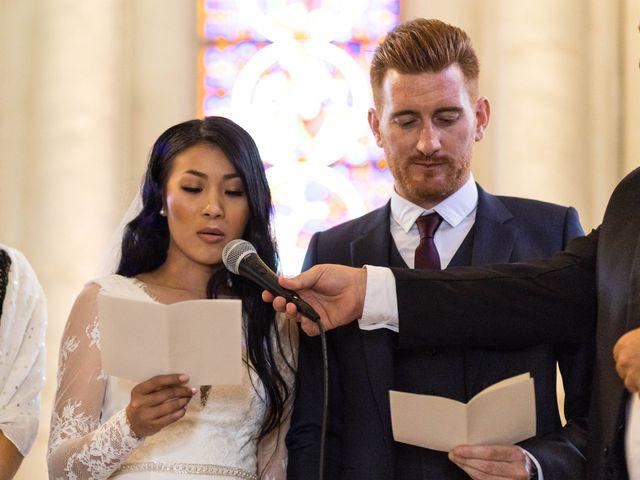 Le mariage de Maxime et Vanyung à Colombiers, Vienne 61