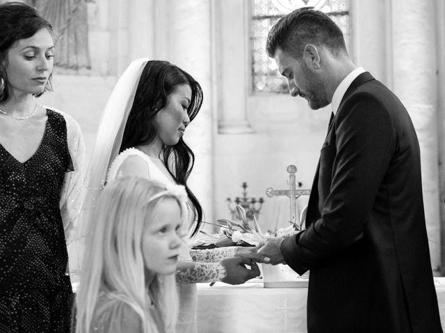 Le mariage de Maxime et Vanyung à Colombiers, Vienne 65